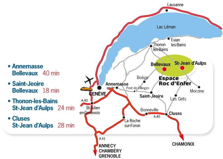 Roc d Enfer - Saint-Jean d Aulps La Grande Terche - Bellevaux La ... fe6e61755b1d